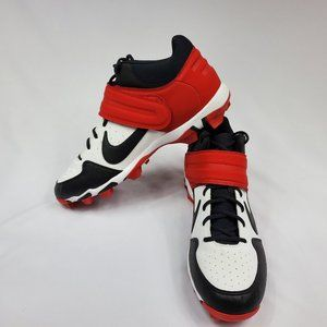 Nike Alpha Huarache Varsity Keystone Mid Baseball